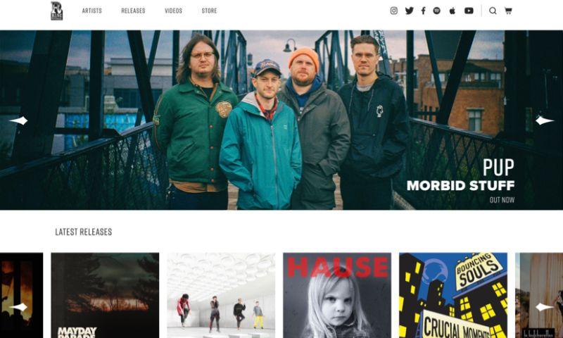 Sleepless Media - Rise Records