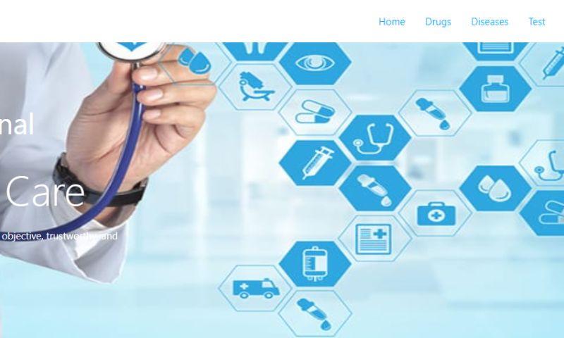 Xtreme Programmers - Medical Website - .netMVC
