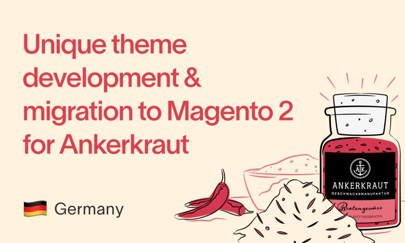 Staylime - Ankerkraut's Online Store Migration to Magento 2
