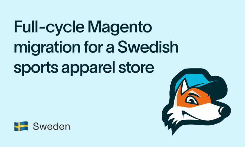 Staylime - Magento 2 migration of Gameday's store