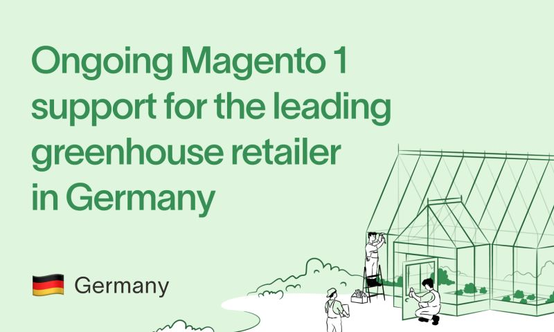 Staylime - Continuous Magento 1 support for Gewächshausplaza