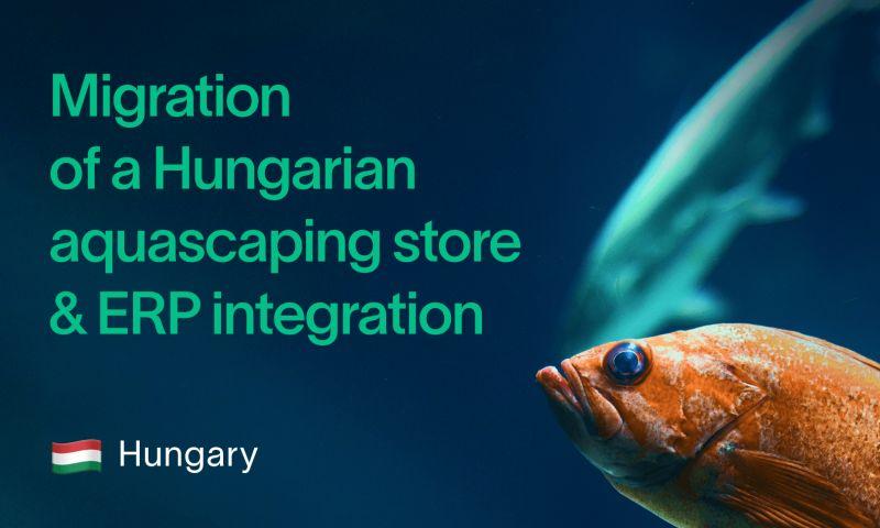 Staylime - Magento migration & ERP integration for Green Aqua