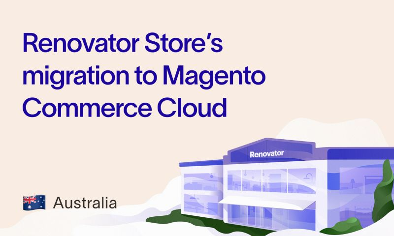 Staylime - Migration to Magento Commerce Cloud for Renovator Store