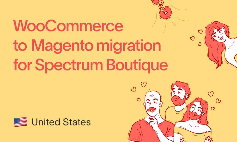 Staylime - WooCommerce to Magento migration for Spectrum Boutique