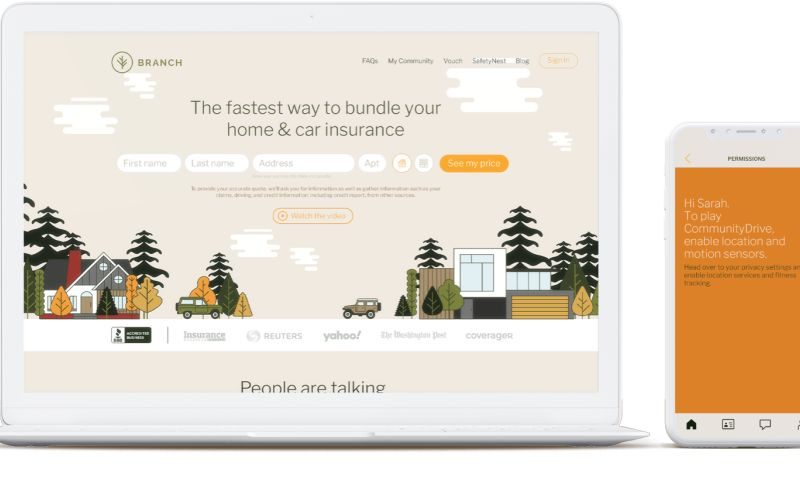 UruIT - An app for bundling home & auto insurance in 1 minute