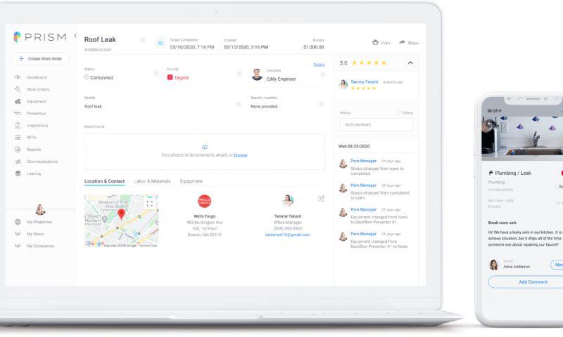 UruIT - CRE web app for managing +25k buildings