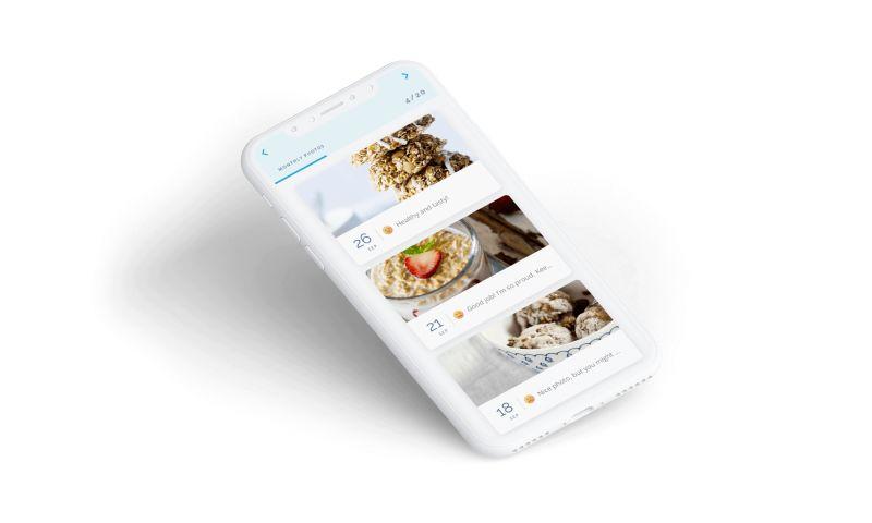 UruIT - Health mobile app shines for its performance & design