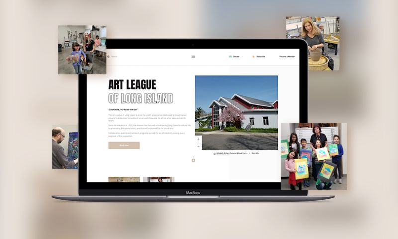 MAXBURST, Inc. - Art League LI