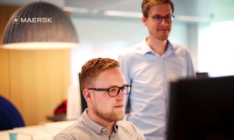 Evoke Agency - Maersk: Maestro & Containercloud case study