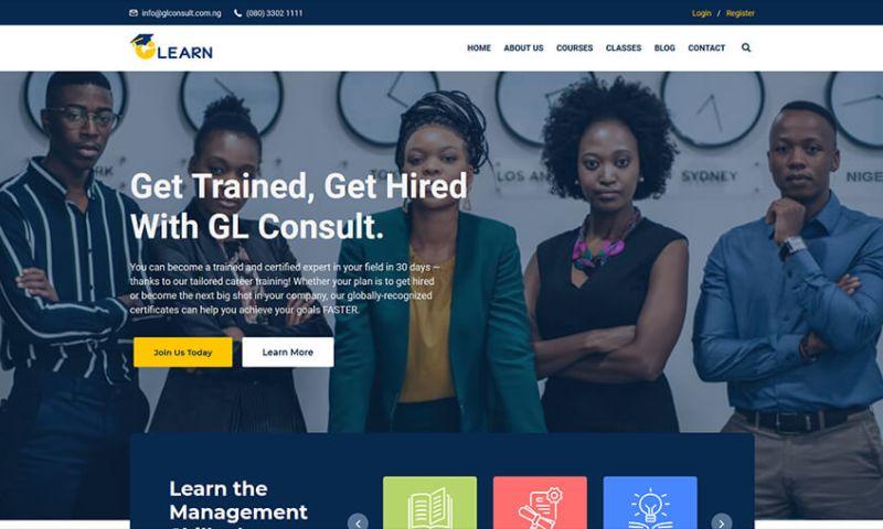 Tech O'Clock - GL Consult E-Learning Platform