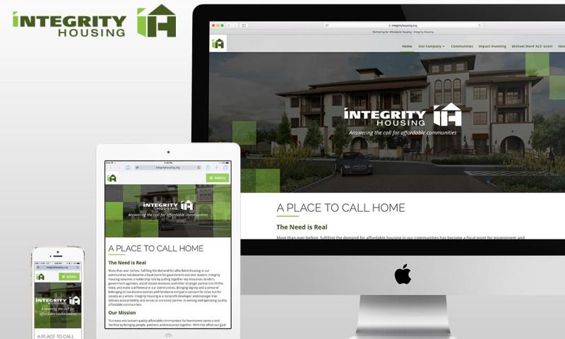 Treefrog Cinegraphix, LLC - Integrity Housing Website