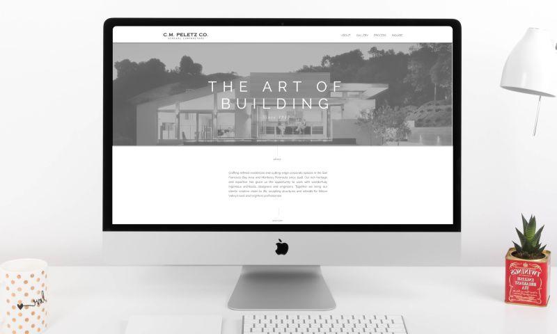 Janet Guerriero Marketing Solutions - Luxury Home Builder Website Design