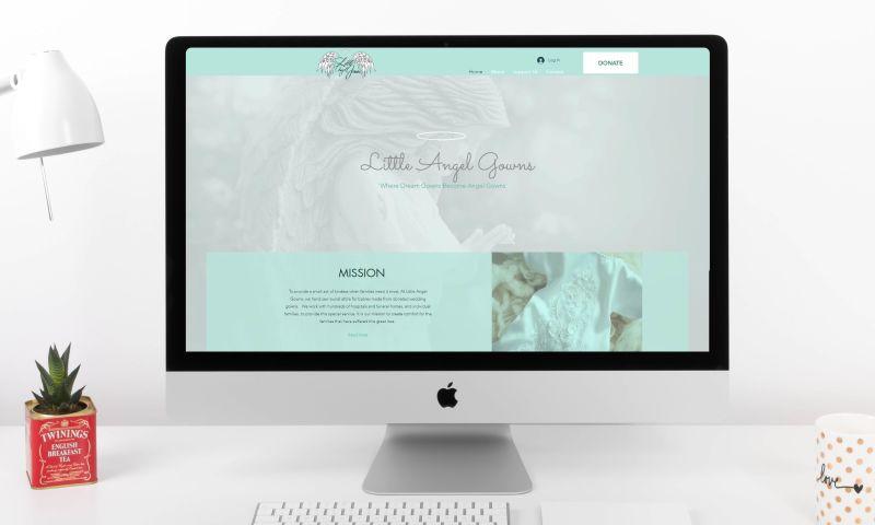 Janet Guerriero Marketing Solutions - Non-Profit Website Build