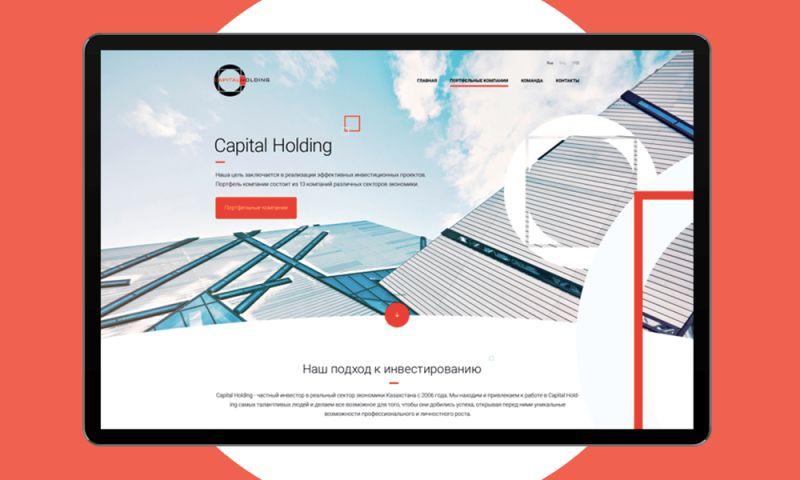 Egorov Agency - Capital Holding   Corporate website
