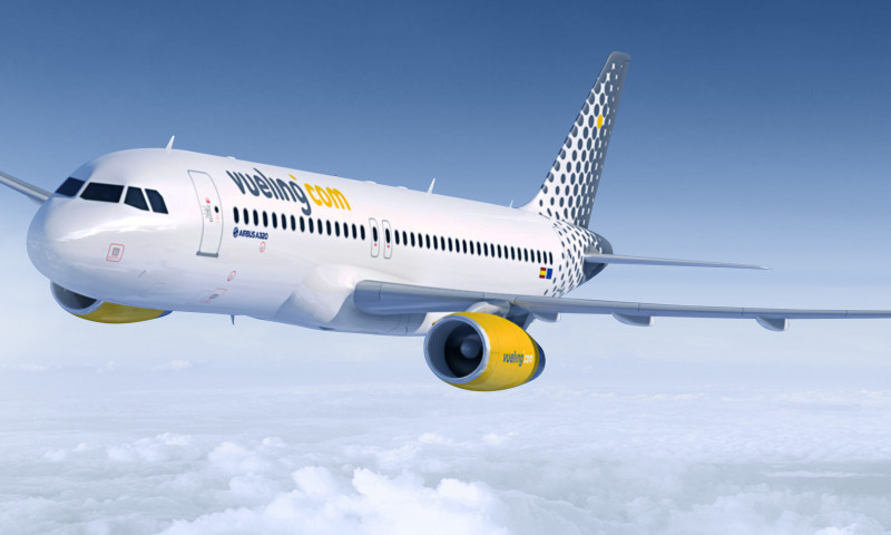 Saffron Brand Consultancy - When fly when you can Vueling