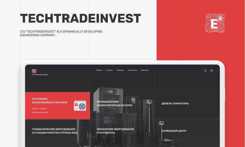 Egorov Agency - Techtradeinvest   Corporate website