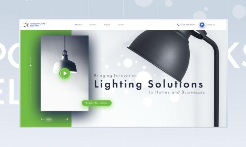 Egorov Agency - Powerworks Electric   Corporate website