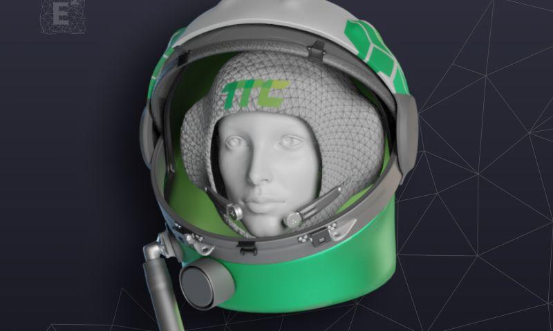 Egorov Agency - Trying on a helmet in AR