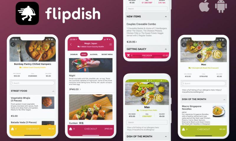 Appuchino - Flipdish - white label solutions for restaurants
