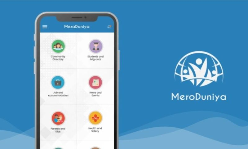JumpGrowth - MeroDuniya- Building A Stronger Community