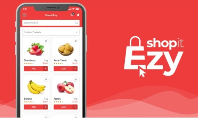 JumpGrowth - ShopItEzy- Online Grocery Store