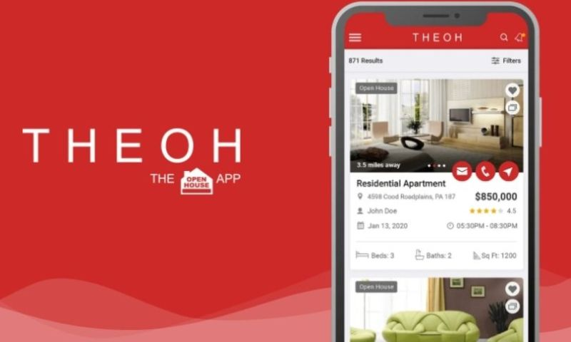 JumpGrowth - THEOH- The Open Houses App