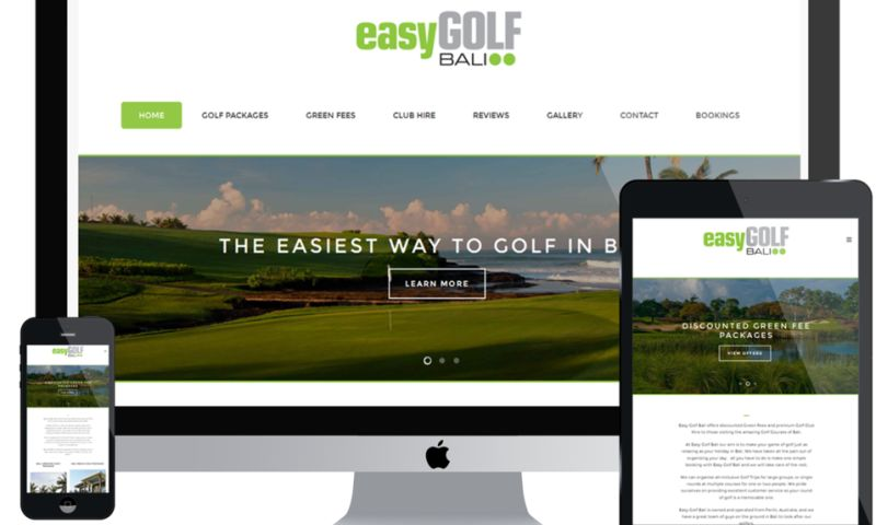 World Web Technology Private Limited - Easy Golf Bali