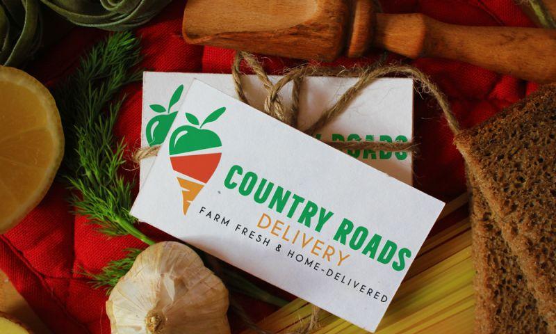 Logo Design NYC - Food Delivery Branding