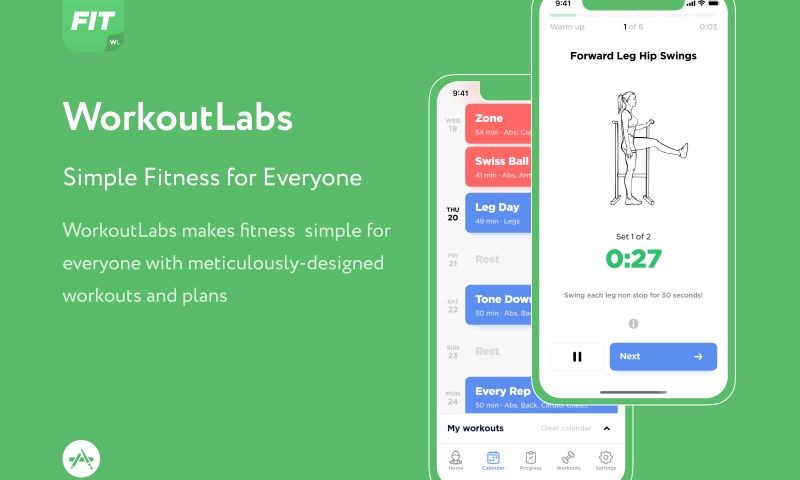 Exyte - WorkoutLabs – Simple Fitness for Everyone