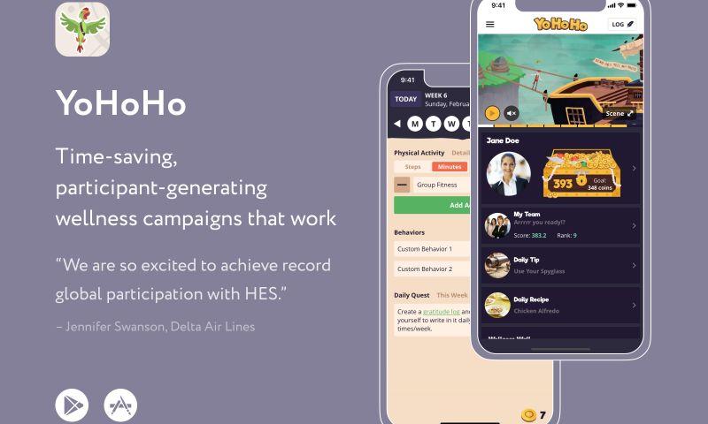 Exyte - Yo Ho Ho – Wellness campaigns that work