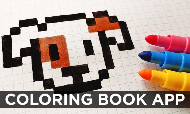 VironIT - Coloring book app