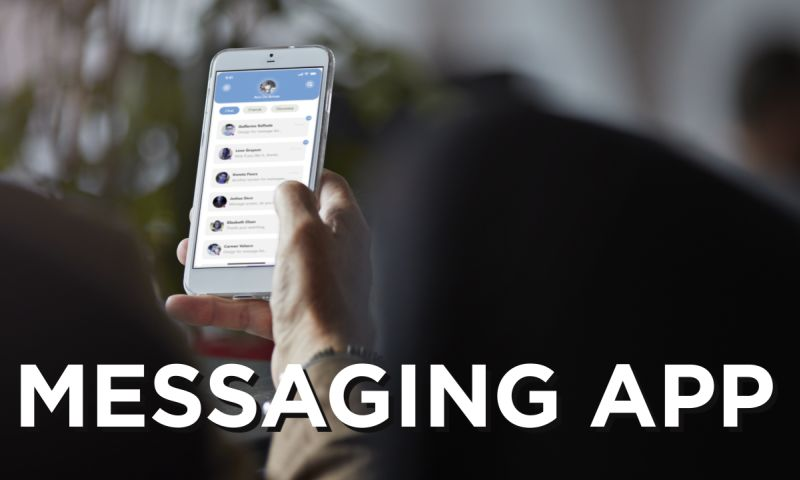 VironIT - Messaging app