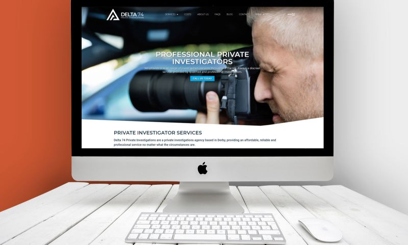 Andy Morley SEO - Delta 74 Private Investigations