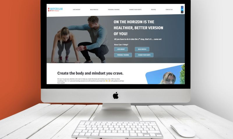 Andy Morley SEO - Imperium PT Fitness