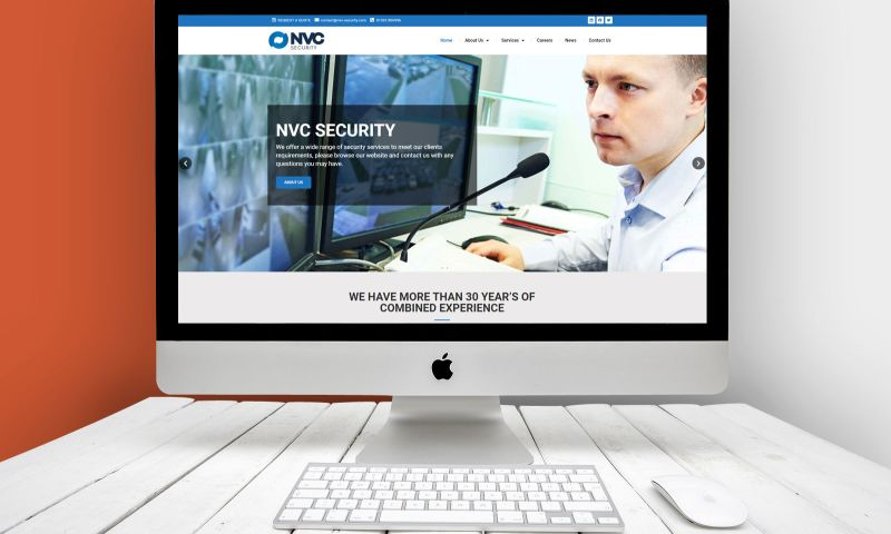 Andy Morley SEO - NVC Security