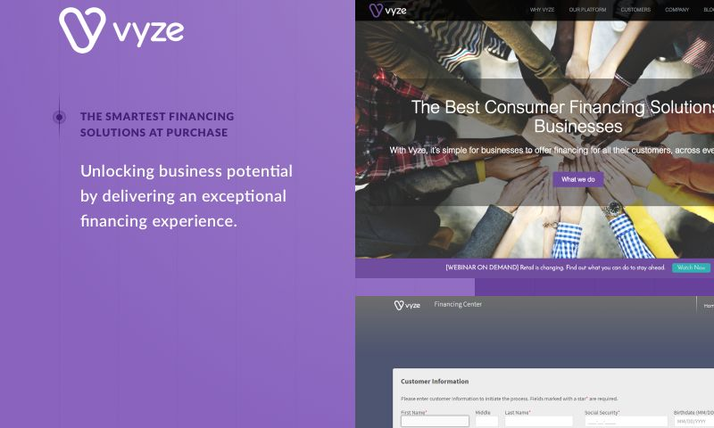 STX Next - Vyze—financing platform for retailers, acquired by Mastercard