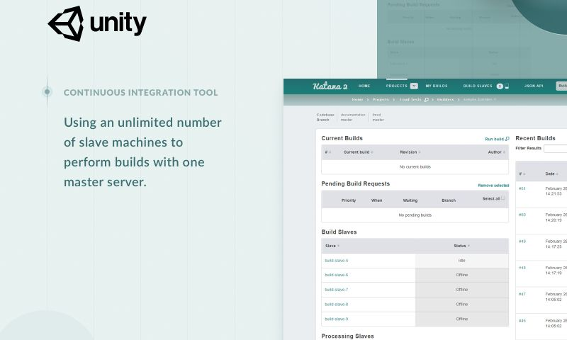 STX Next - Unity—BuildBot-based continuous integration tool