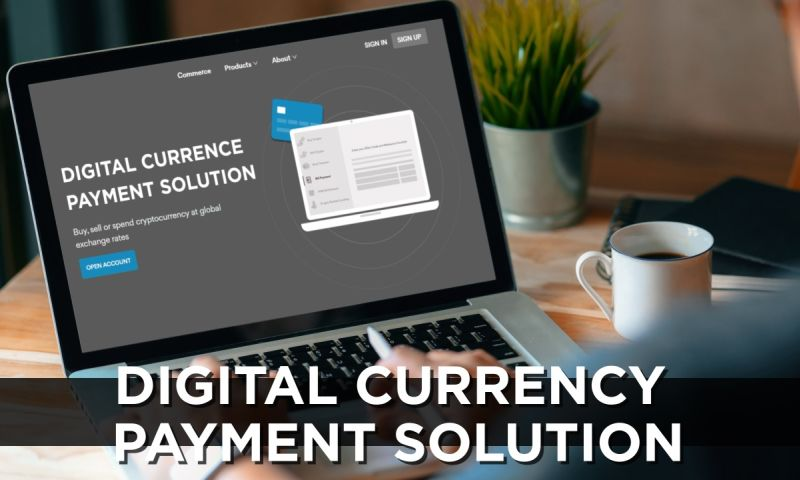 VironIT - Digital currency payments solution