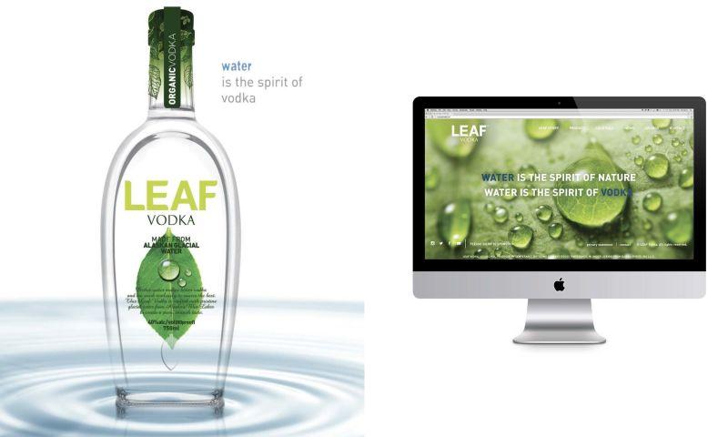 Starfish - Leaf Vodka