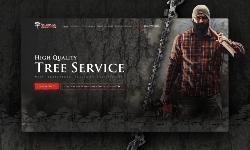 Egorov Agency - American Advanced Tree   Corporate