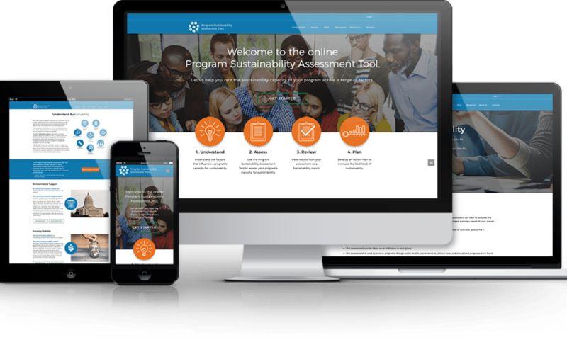 Beanstalk Web Solutions - Washington University Program Sustainability Assessment Tool
