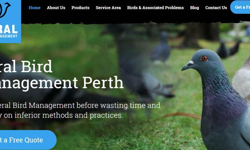 ETRAFFIC - Feral Bird Management