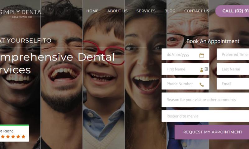 ETRAFFIC - Simply Dental Chatswood