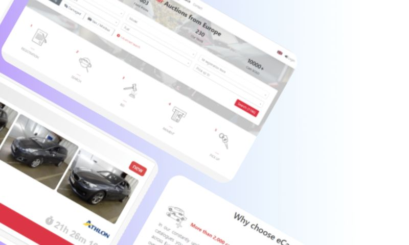 Tagfultech - EUROPEAN ONLINE CAR AUCTION