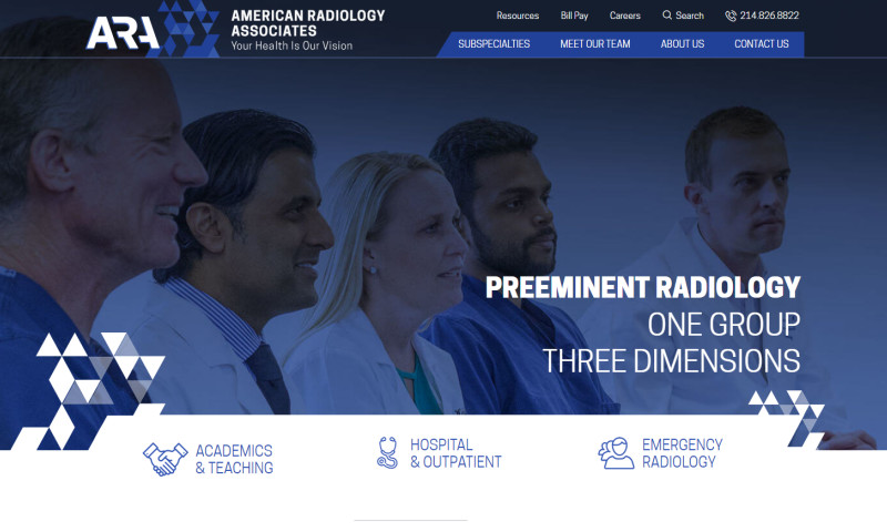 Thrive Agency - American Radiology Associates