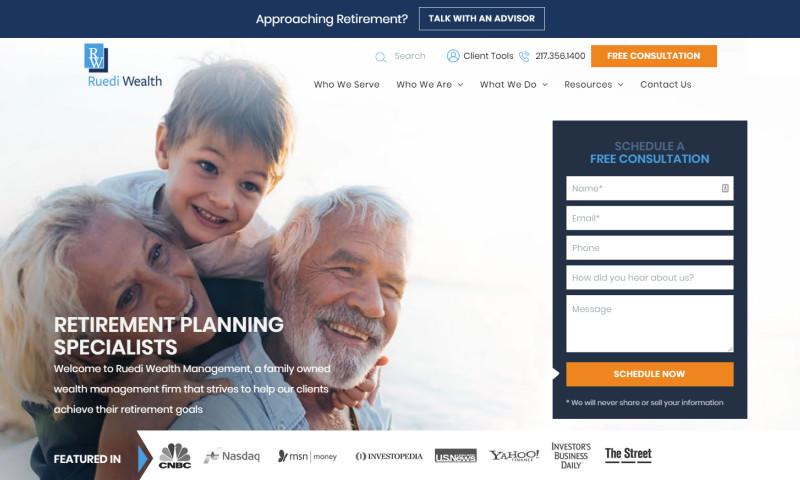 Thrive Agency - Ruedi Wealth Management