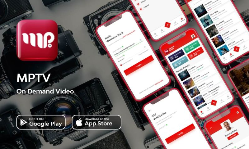 Capermint Technologies - MPTV - On Demand Streaming App