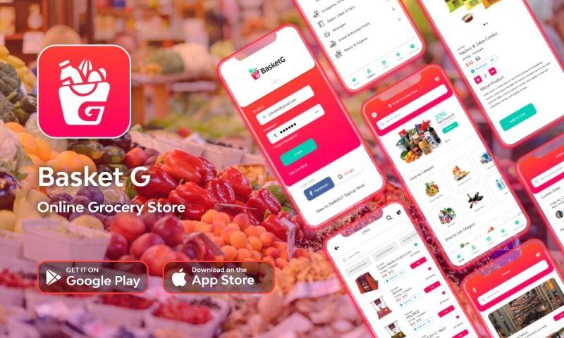 Capermint Technologies - BasketG - Food Delivery App