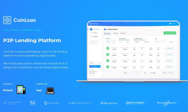 Artkai - Web-based P2P Lending Platform