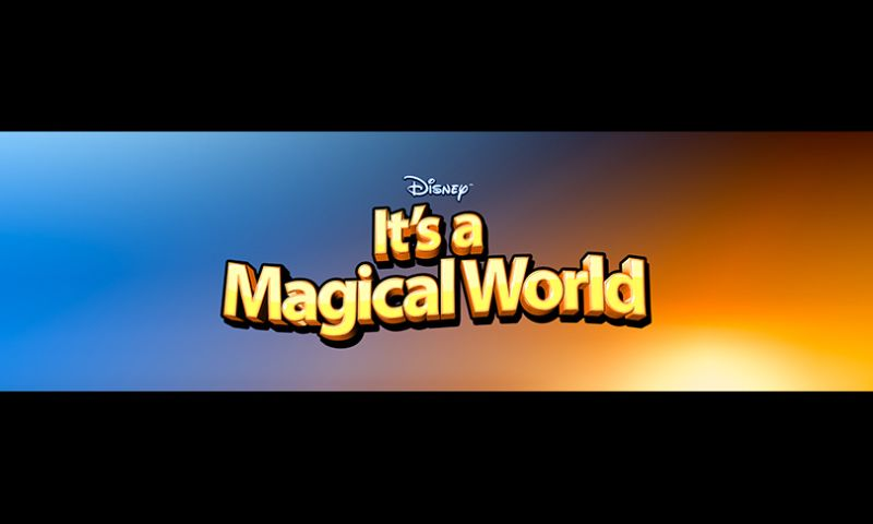 The Skins Factory - Disney's It's a Magical World